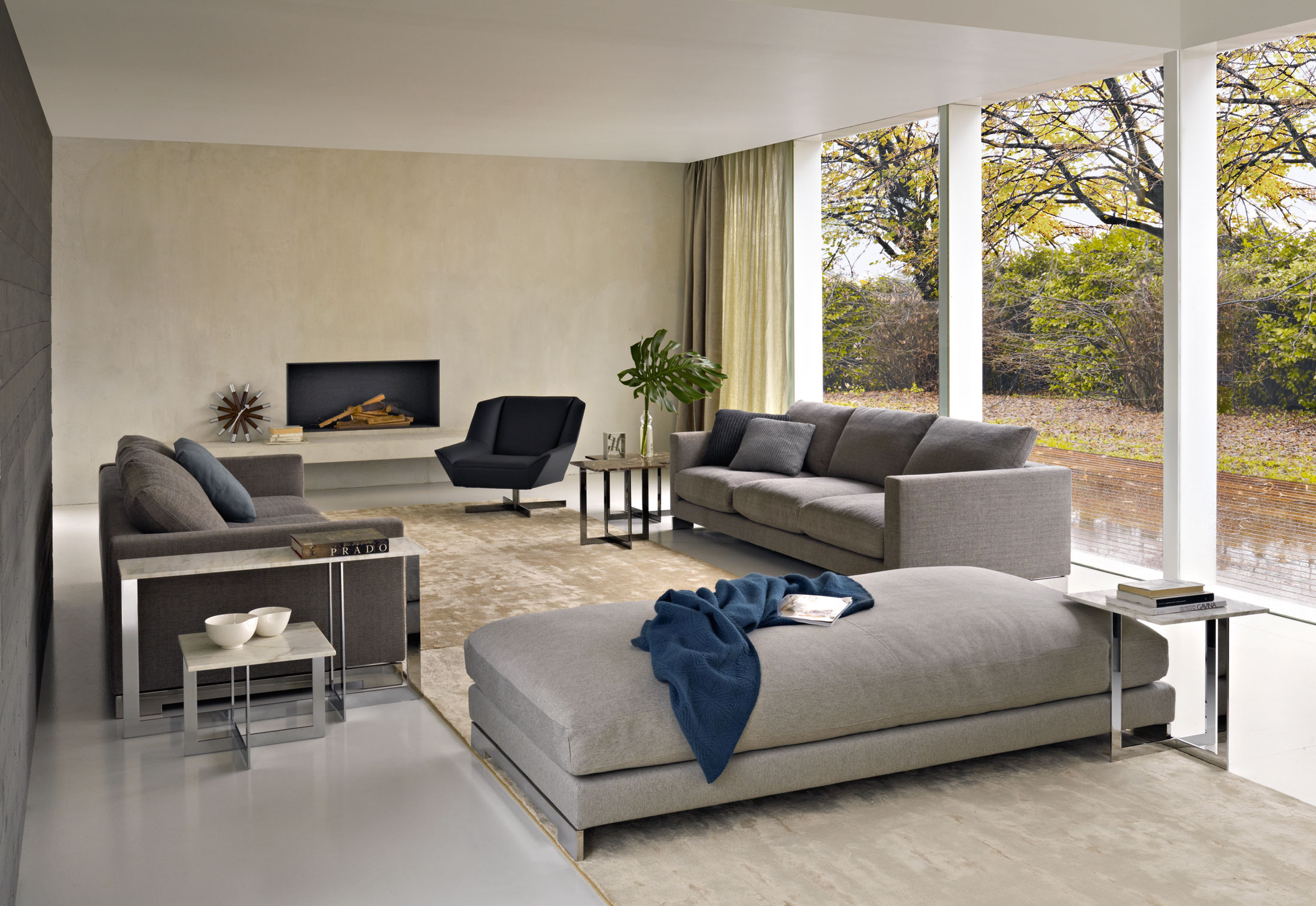 reversi sofa by molteni c stylepark. Black Bedroom Furniture Sets. Home Design Ideas