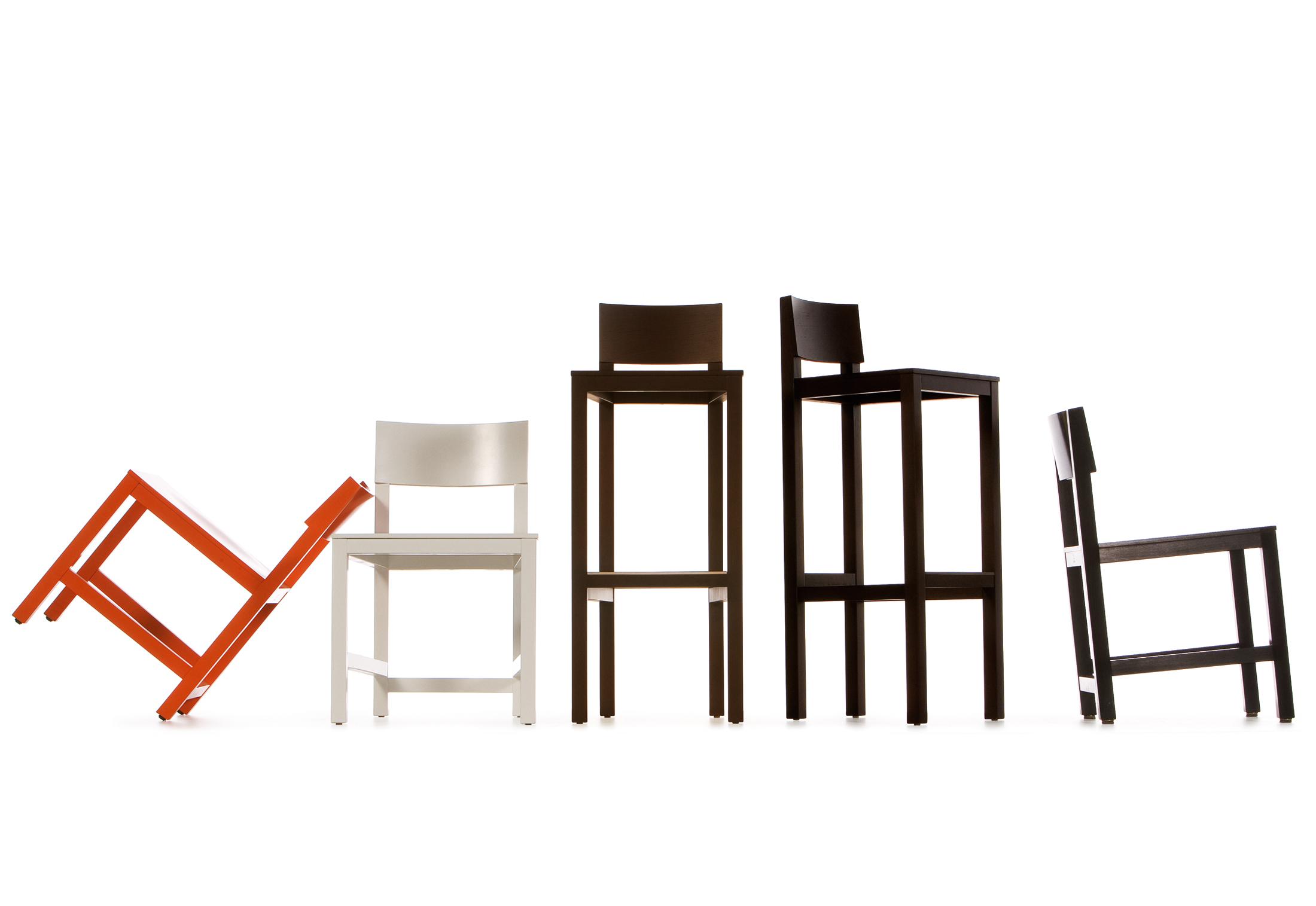 avl barhocker von moooi stylepark. Black Bedroom Furniture Sets. Home Design Ideas