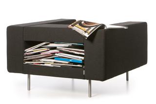 Bottoni Shelf 1- Sitzer  von  Moooi