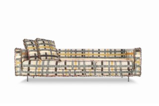 Boutique sofa, Coco  by  Moooi