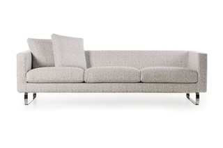 Boutique sofa, Silver  by  Moooi