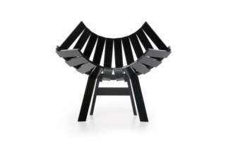 Clip chair  by  Moooi