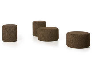 Cork Low  by  Moooi