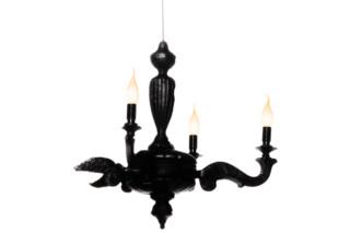 Smoke chandelier  von  Moooi