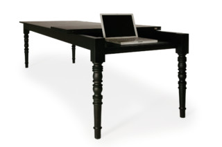 Two Tops table  by  Moooi