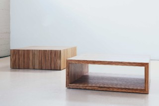 Palm clubtable  by  Morgen