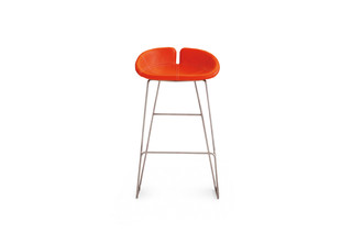 Fjord bar stool  by  Moroso