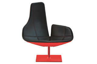Fjord swivel armchair  by  Moroso