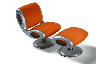 Gluon easychair  by  Moroso