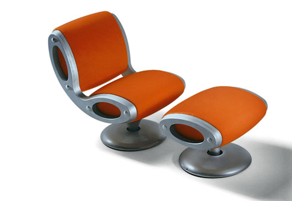Gluon easychair