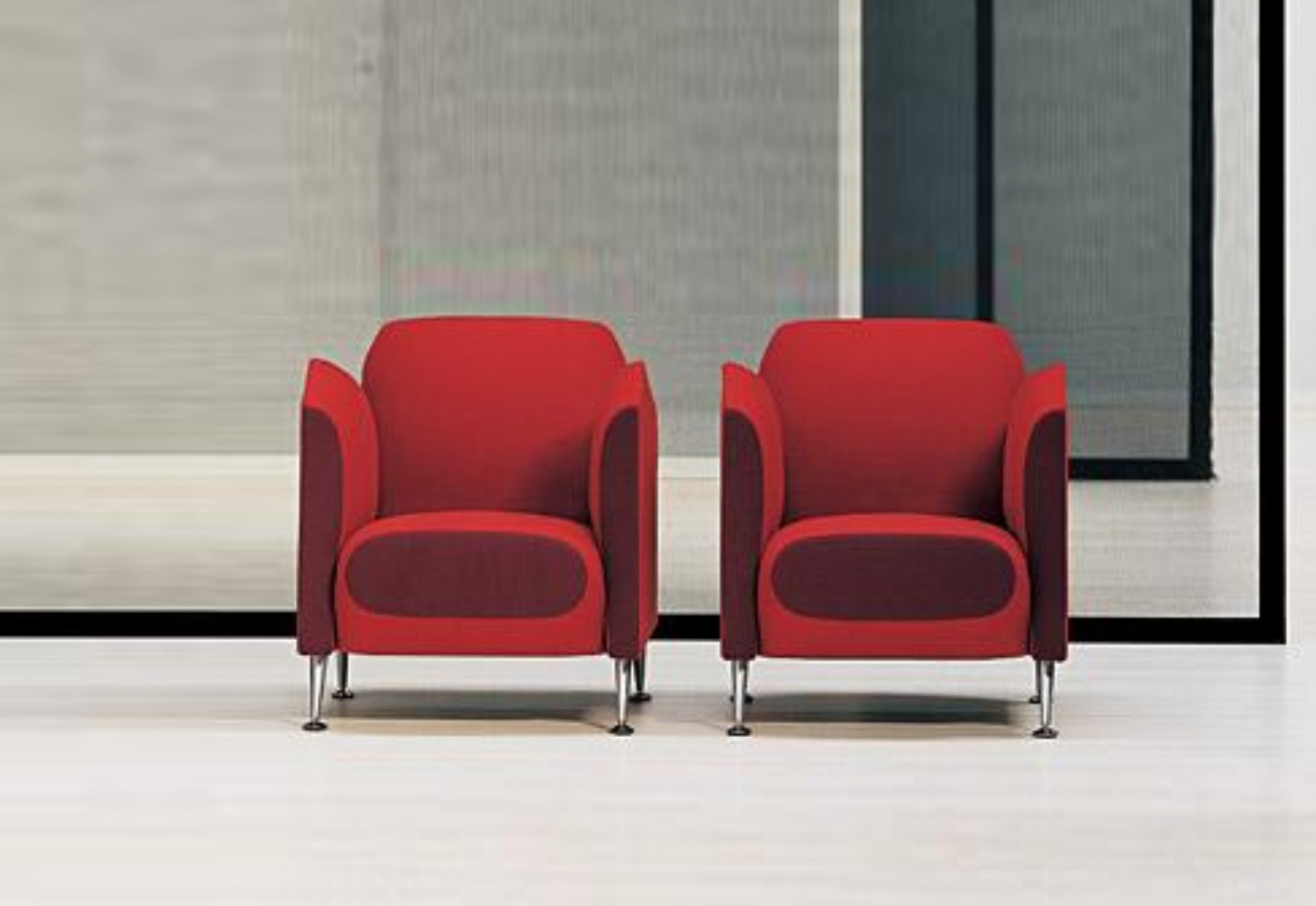 Los Muebles Amorosos Hotel 21 Poltroncina Lounge By Moroso  # Hot Week Muebles