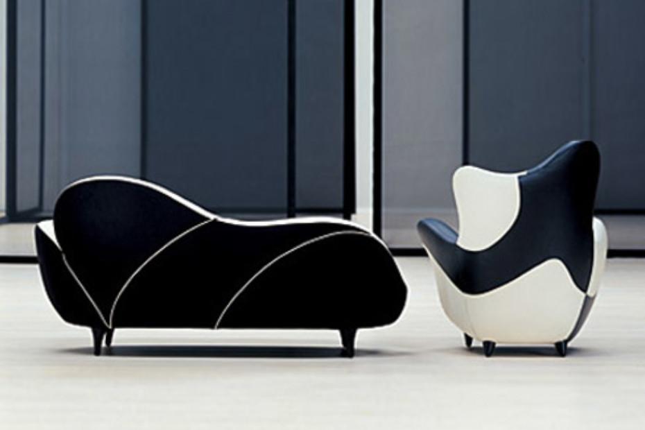 Los Muebles Amorosos Sofa