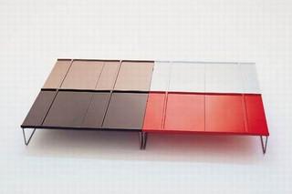 Malmoe coffee table  by  Moroso