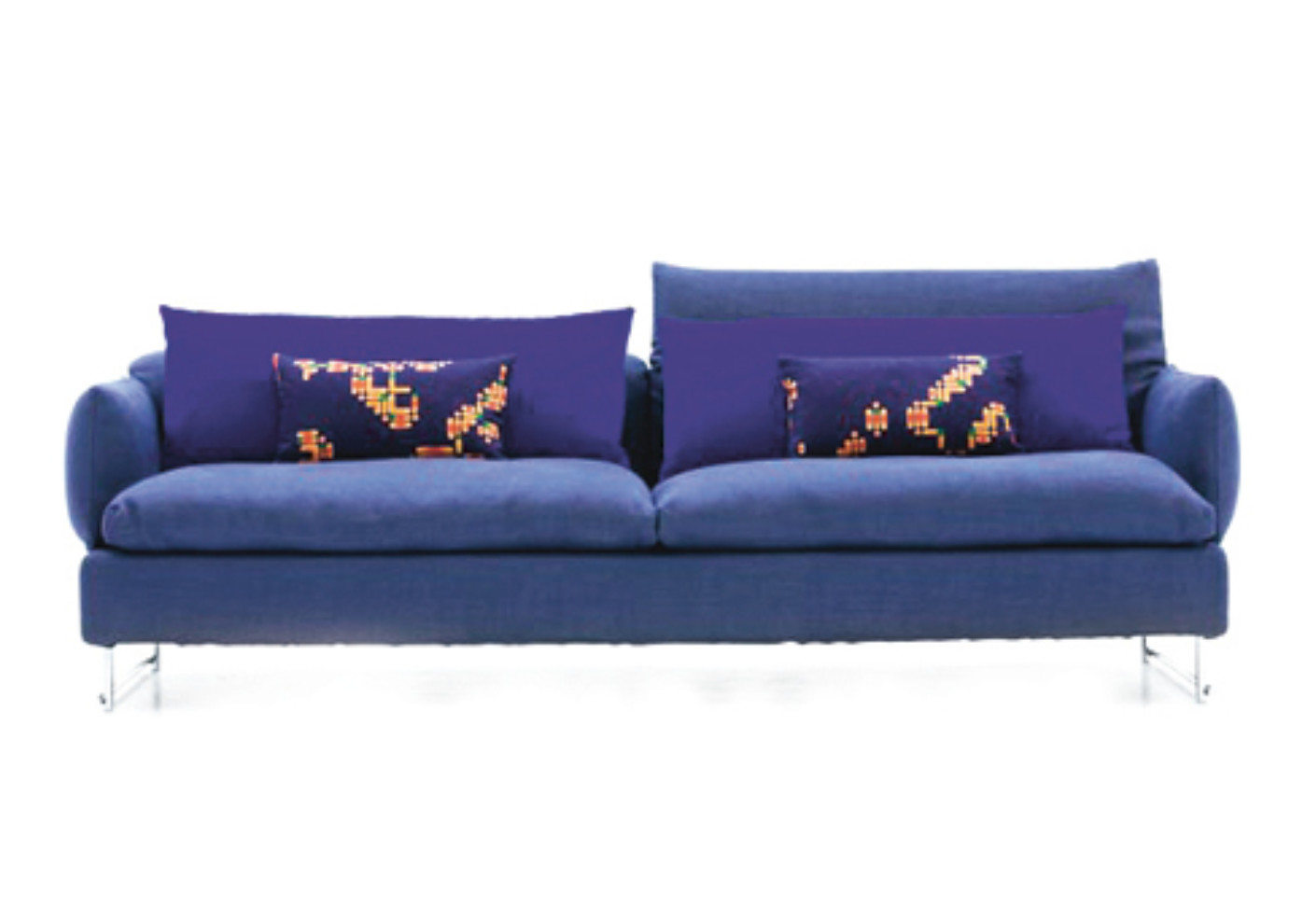 shanghai tip sofa by moroso stylepark. Black Bedroom Furniture Sets. Home Design Ideas
