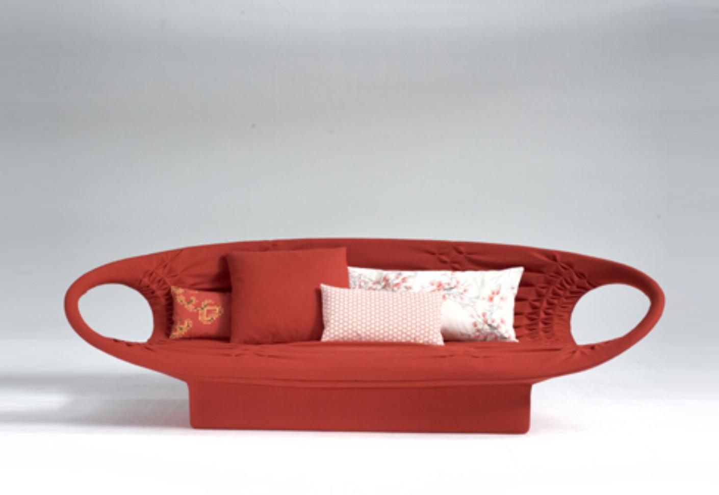 Groovy Smock Sofa By Moroso Stylepark Interior Design Ideas Skatsoteloinfo