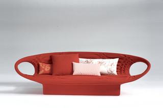 Smock Sofa  von  Moroso