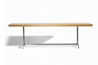 Steel Tisch  von  Moroso