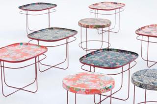Ukiyo side table  by  Moroso