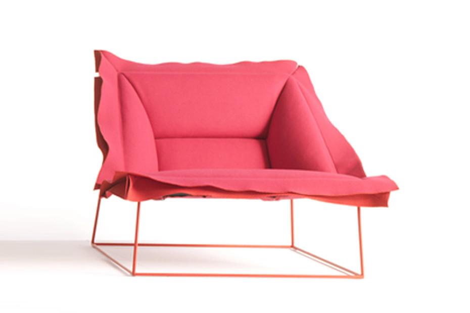 Volant armchair