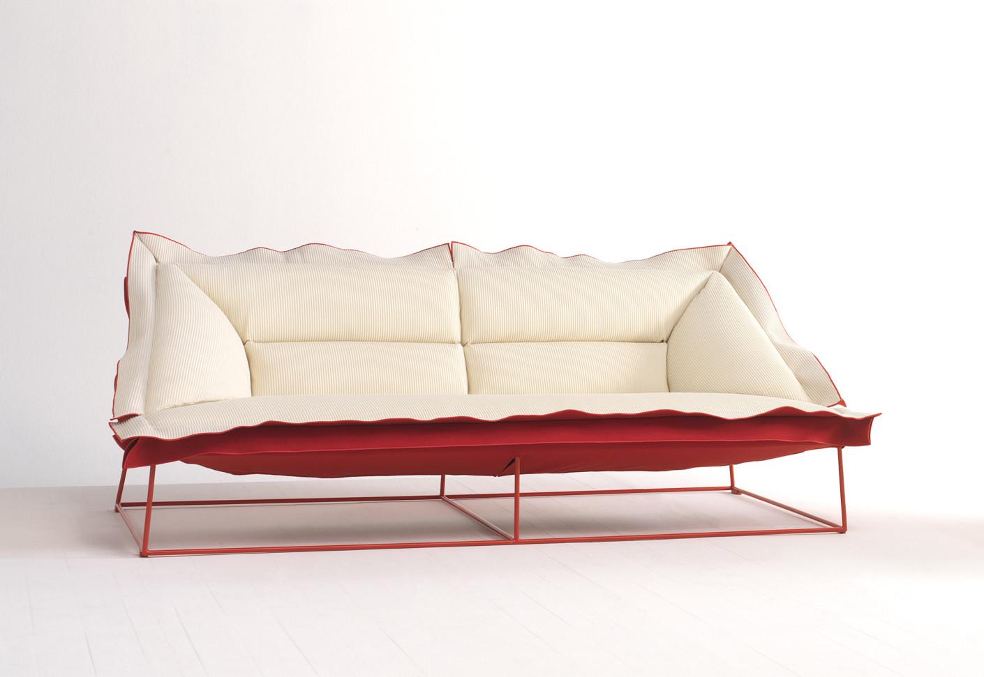 volant sofa by moroso stylepark. Black Bedroom Furniture Sets. Home Design Ideas