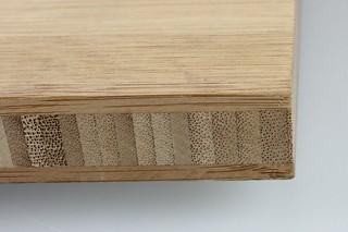 MOSO® 3-Schicht Bambusplatte  von  MOSO