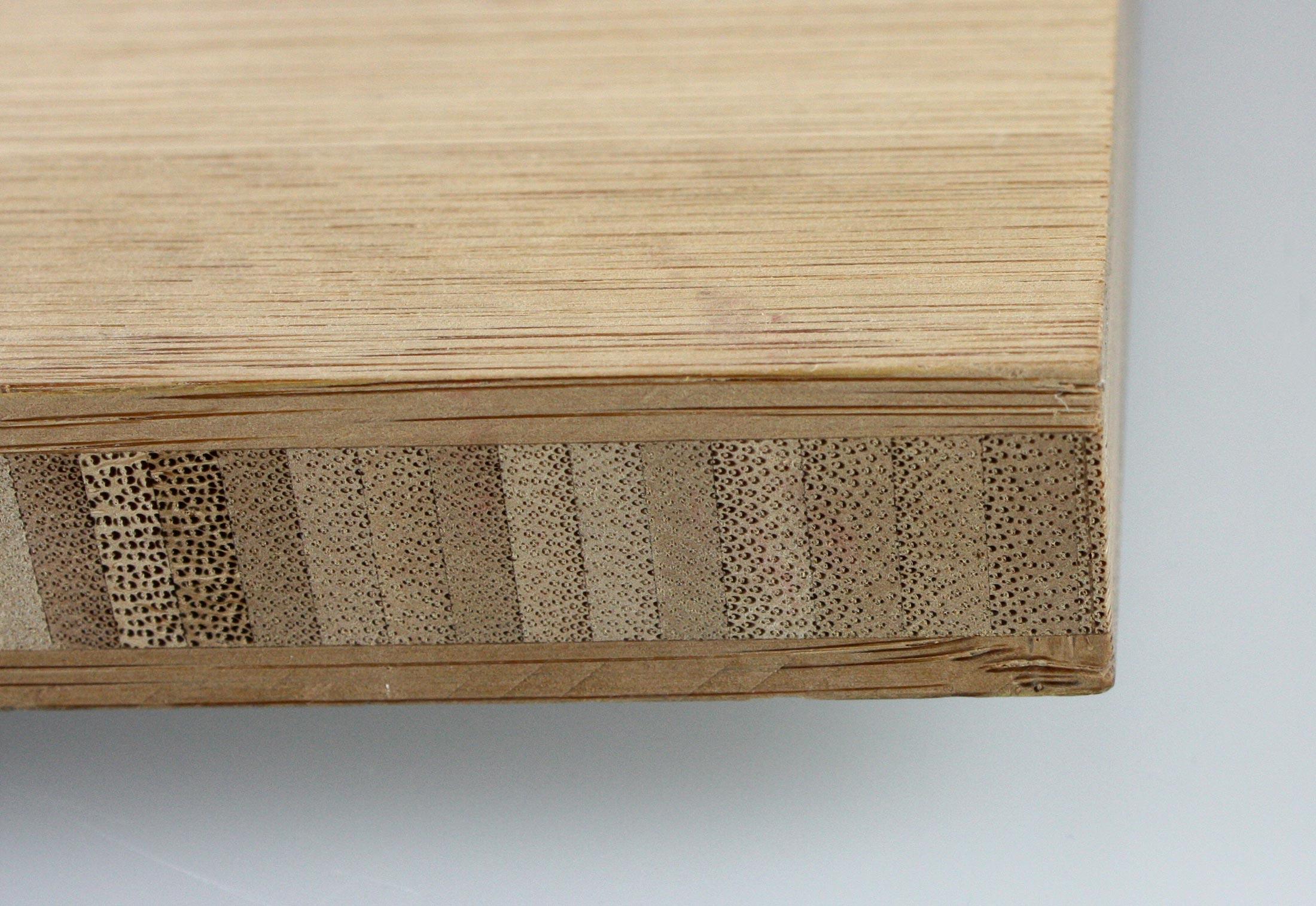 moso® 3-schicht bambusplatte von moso | stylepark