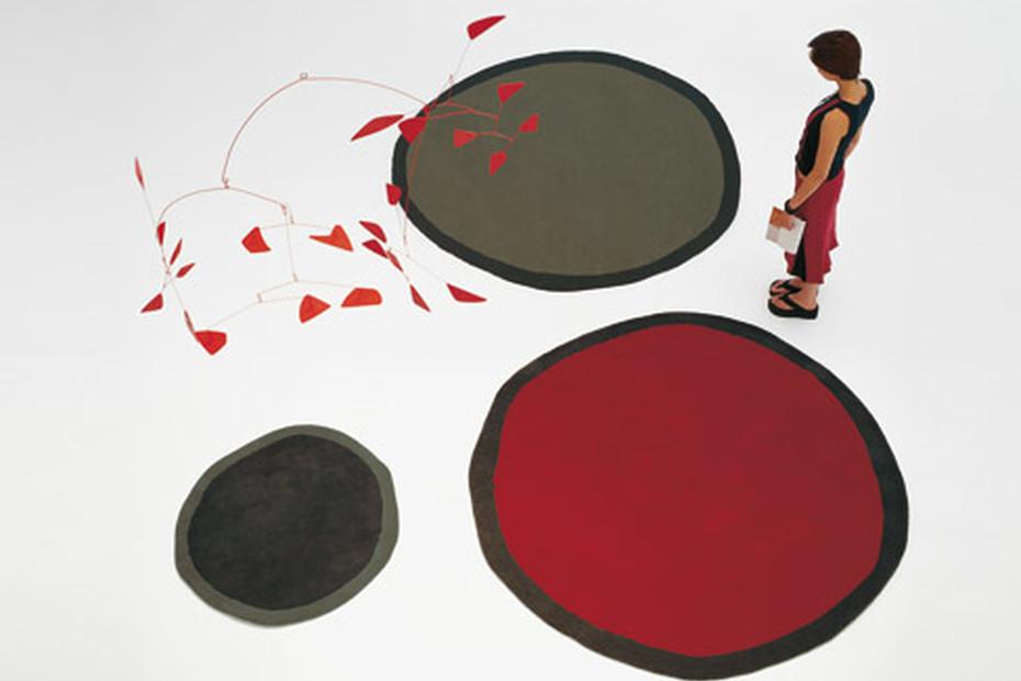 Aros Round Red