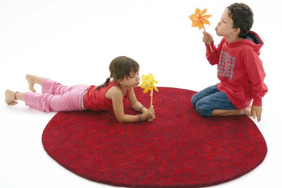 Bichos y flores red