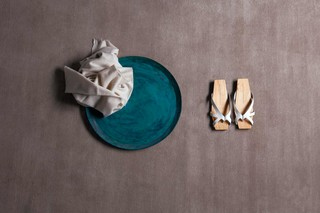 Butterfly taupe  von  nanimarquina