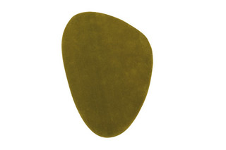 Calder olive green  by  nanimarquina