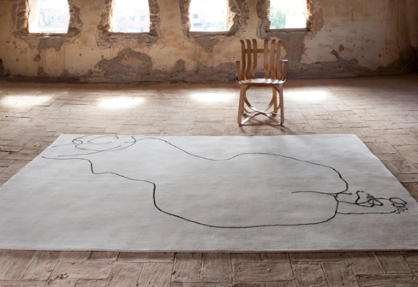 Figura humana by nanimarquina stylepark - Tappeti moderni di design ...
