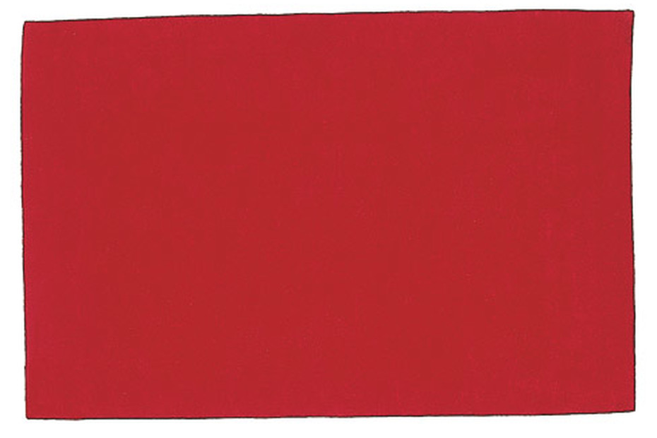 Flying Carpet Red
