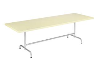 na07 Tisch T-Gestell  von  nanoo by faserplast