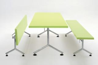 nan07 Tisch/Bank  von  nanoo by faserplast