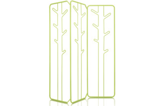 nan10 room divider/wardrobe  by  nanoo by faserplast