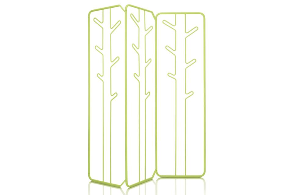 nan10 Paravent/Garderobe