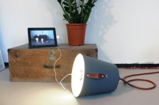 nan16 lamp  by  nanoo by faserplast