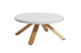nan20 club table  by  nanoo by faserplast