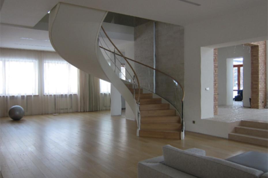 Treppengeländer, Moskau