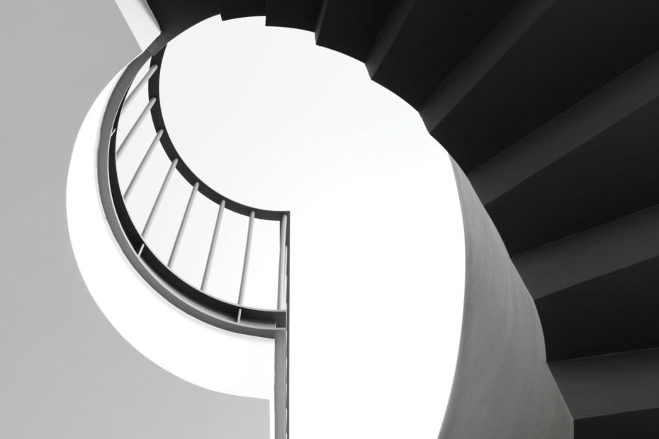 Stair railing, Viechtach