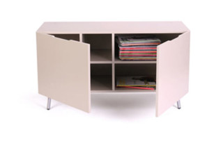 Double Sideboard  by  naughtone