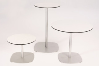 Ped Table  by  naughtone