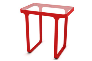 Trace side Table  by  naughtone