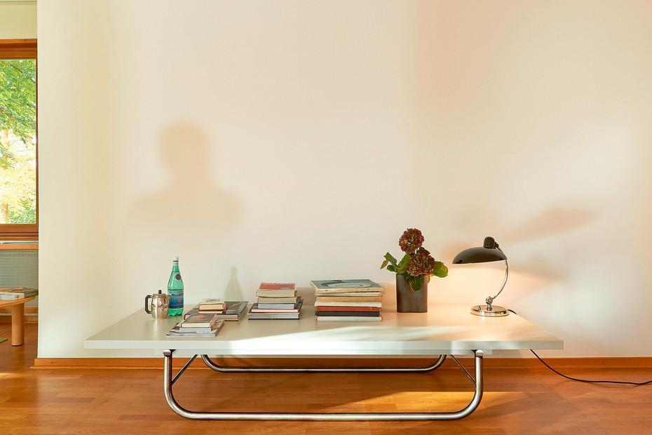 Camel Steel Table