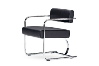Cantilever Chair Steel  by  NEUTRA by VS