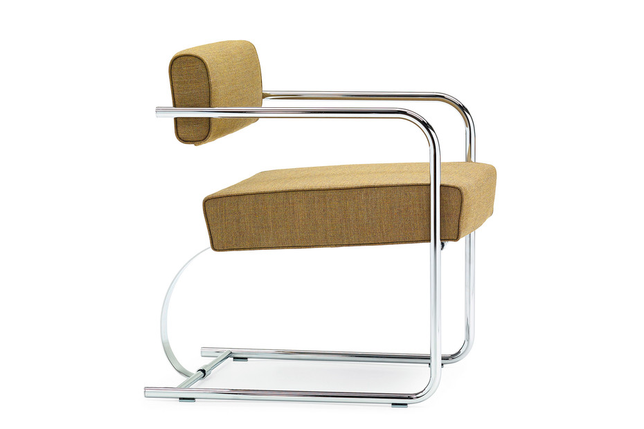 Cantilever Chair Steel