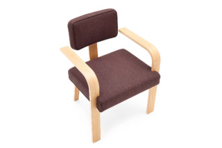 Dining Armchair Wood  by  NEUTRA by VS