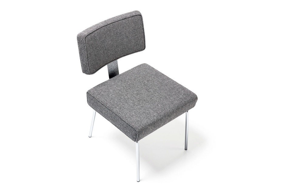 Tremain Side Chair Steel