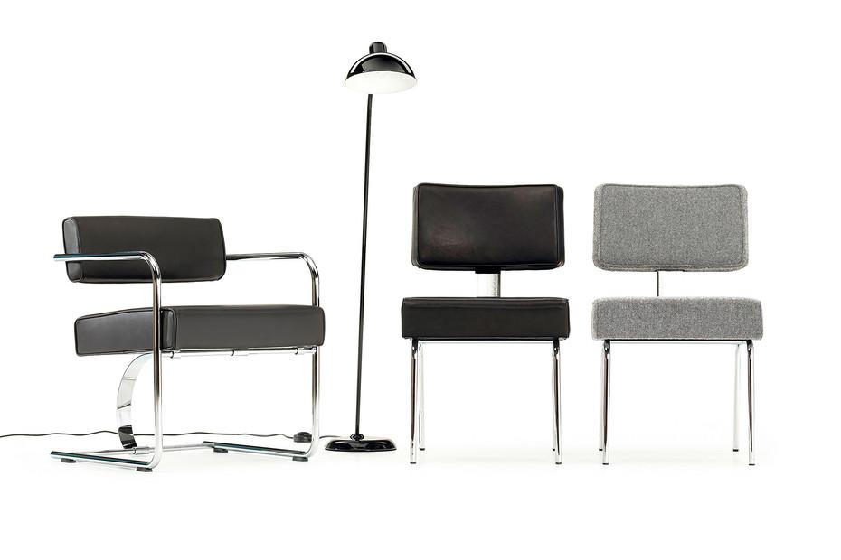 Tremain Side Chair Steel