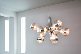 DNA chandelier  by  next home collection